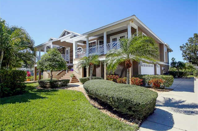 Single Family for Sale at 309 Dolphin Shores Circle Nokomis, Florida 34275 United States