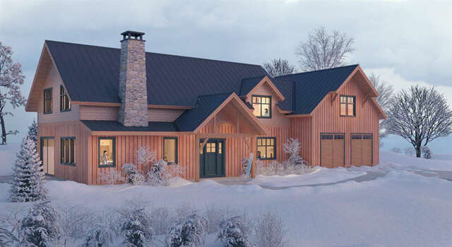 Single Family for Sale at Lot 5 Timber Creek Road Ludlow, Vermont 05149 United States