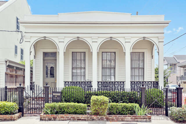 Single Family for Sale at 1636 Second St New Orleans, Louisiana 70115 United States