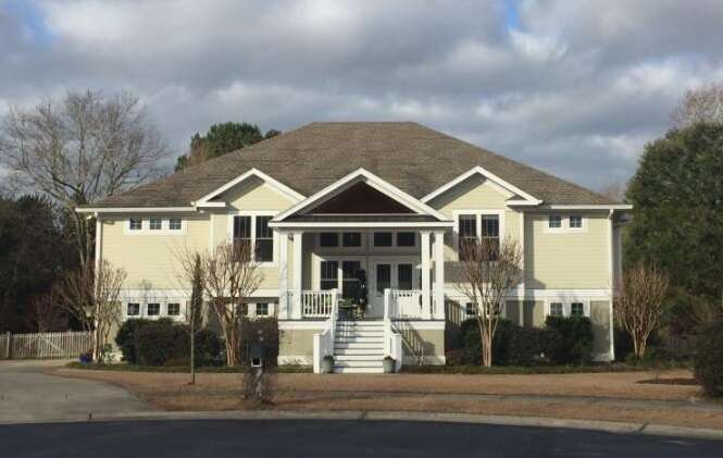 Single Family for Sale at 503 Scarlet Court Hampstead, North Carolina 28443 United States