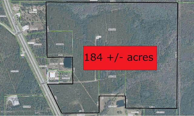 Land for Sale at 1330 North Highway 17 Palatka, Florida 32177 United States
