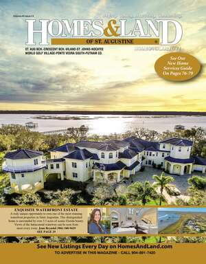 Homes & Land of St. Augustine