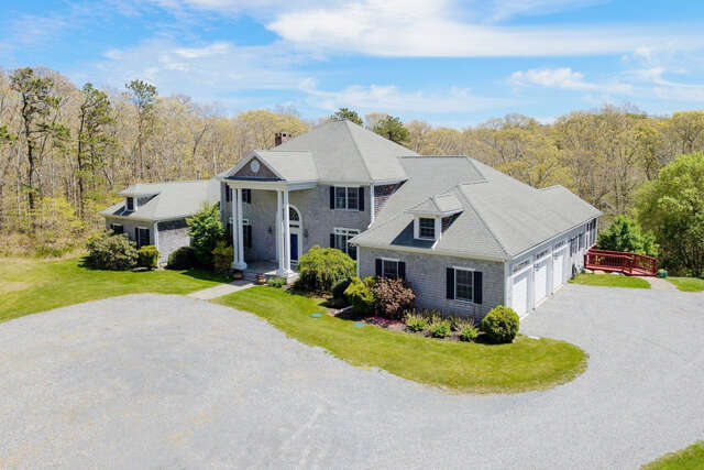 Single Family for Sale at 352 Sippewissett Road Falmouth, Massachusetts 02540 United States