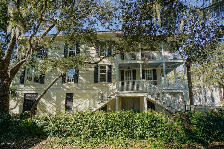 Single Family for Sale at 504 King Street Beaufort, South Carolina 29902 United States