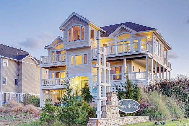 Single Family for Sale at 40240 Ocean Isle Loop Avon, North Carolina 27915 United States