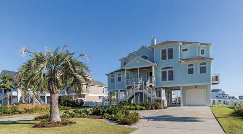 Single Family for Sale at 20715 E Sunset Bay Drive Galveston, Texas 77554 United States