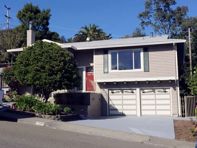Single Family for Sale at 1771 Monterey Dr San Bruno, California 94066 United States