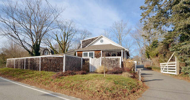 Single Family for Sale at 120 Lakeview Avenue Falmouth, Massachusetts 02540 United States