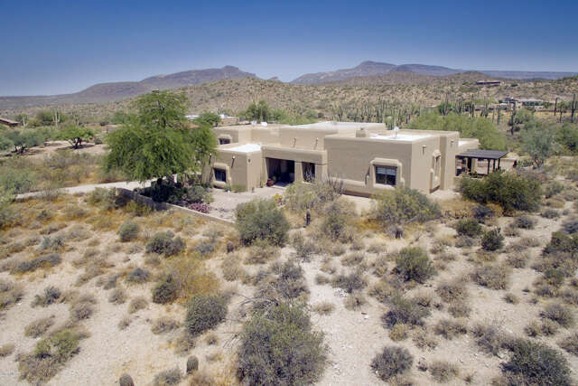 Single Family for Sale at 6624 E Willow Springs Lane Cave Creek, Arizona 85331 United States
