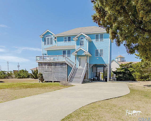 Single Family for Sale at 25024 Sea Vista Court Waves, North Carolina 27982 United States