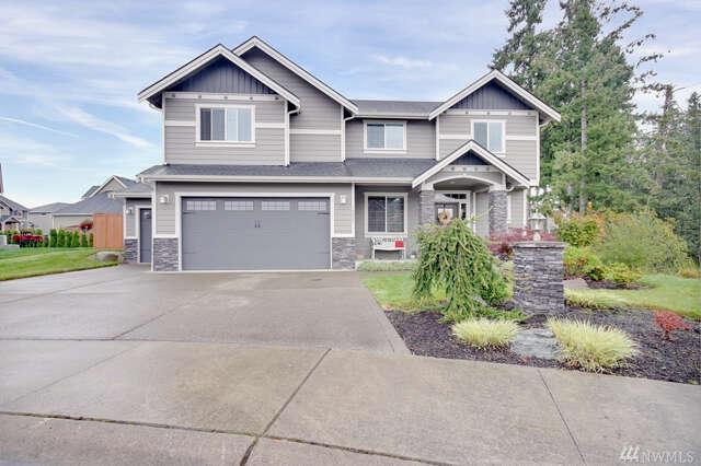 Single Family for Sale at 16827 136th Ave E Puyallup, Washington 98374 United States