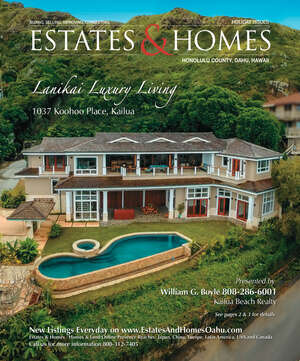 Estates & Homes of Honolulu County, Hawaii