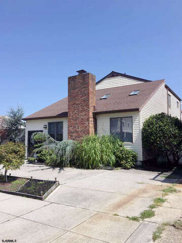 Single Family for Sale at 311 S 28th Street Brigantine, New Jersey 08203 United States