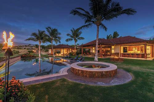 Single Family for Sale at 62-3908 Kaunaoa Iki Rd Kamuela, Hawaii 96743 United States