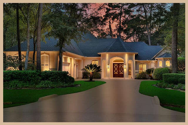 Single Family for Sale at 86 Northgate Drive Spring, Texas 77380 United States