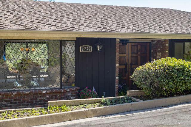 Single Family for Sale at 2322 Gardner, Glenoaks Canyon Glendale, California 91206 United States