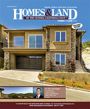 HOMES & LAND Magazine Cover. Vol. 20, Issue 09, Page 4.