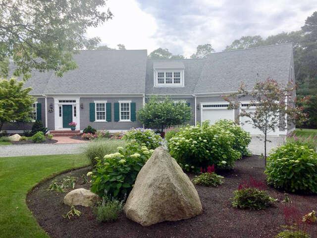 Single Family for Sale at 109 Captains Village Lane Brewster, Massachusetts 02631 United States
