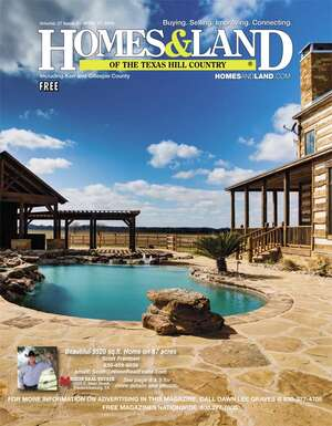 HOMES & LAND Magazine Cover. Vol. 27, Issue 04, Page 5.