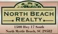 NORTH BEACH REALTY, North Myrtle Beach SC