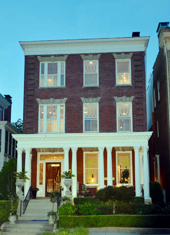 Single Family for Sale at 1832 Monument Ave Richmond, Virginia 23220 United States