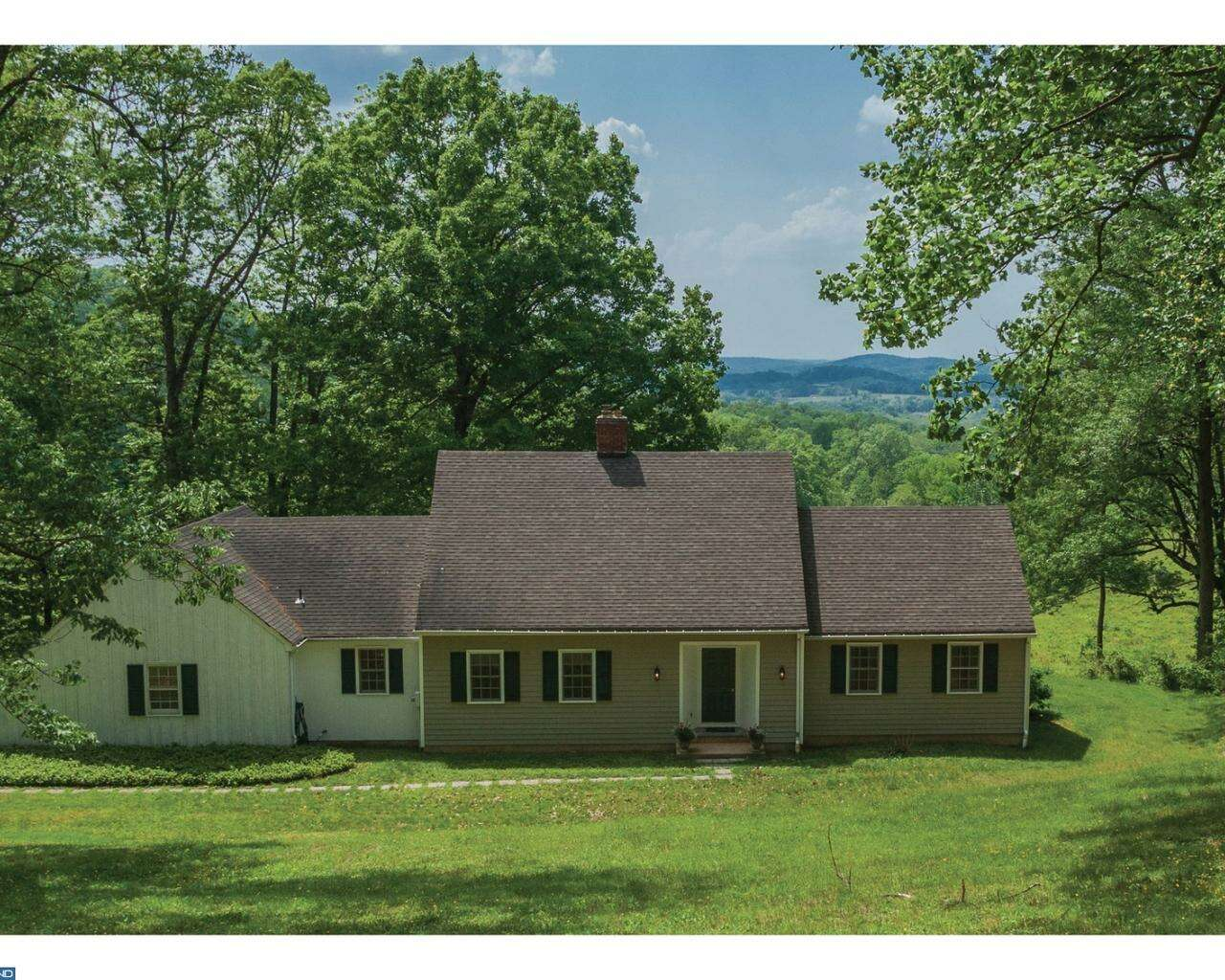 Single Family for Sale at 163 Pleasant Valley Road Titusville, New Jersey 08560 United States