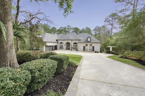 Single Family for Sale at 6106 Canyon Creek Conroe, Texas 77304 United States