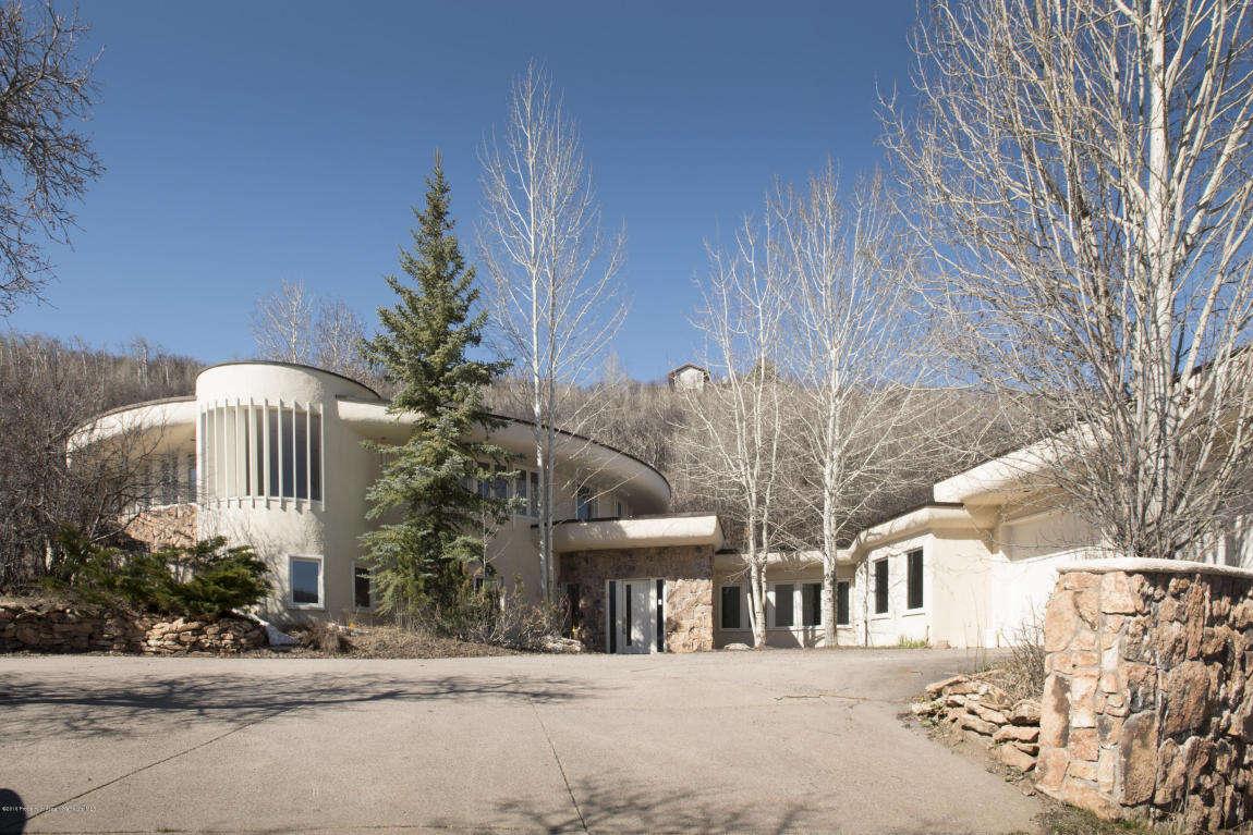 Single Family for Sale at 860 W Buttermilk Road Aspen, Colorado 81611 United States