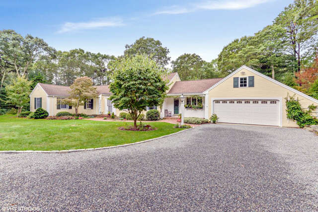Single Family for Sale at 311 Starboard Lane Osterville, Massachusetts 02655 United States