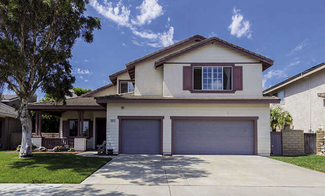 Single Family for Sale at 2471 Ivory Way Oxnard, California 93036 United States