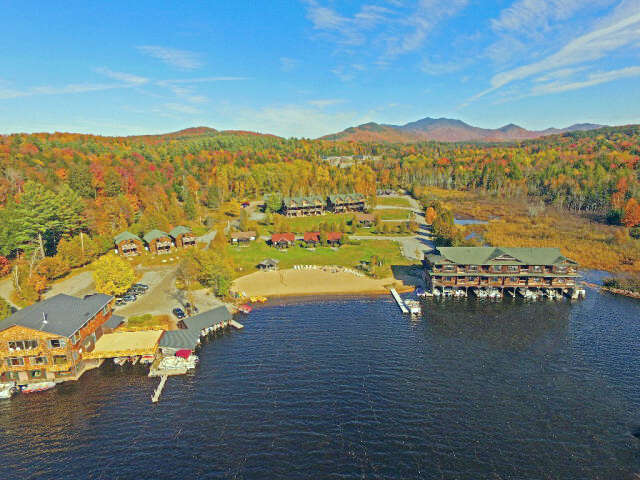 Single Family for Sale at 31 Bayside Drive Heron Townhome # 1 Saranac Lake, New York 12983 United States