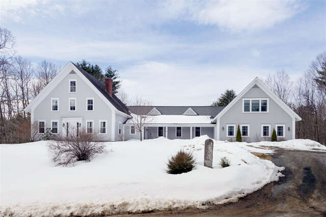 Single Family for Sale at 101 Hawkins Pond Road Center Harbor, New Hampshire 03226 United States