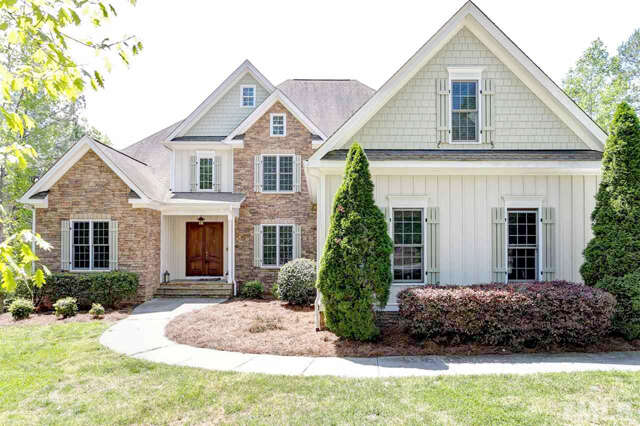 Single Family for Sale at 8909 Timberland Drive Wake Forest, North Carolina 27587 United States