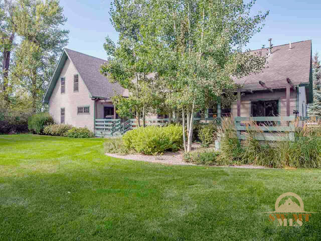 Single Family for Sale at 12400 Gooch Hill Gallatin Gateway, Montana 59730 United States