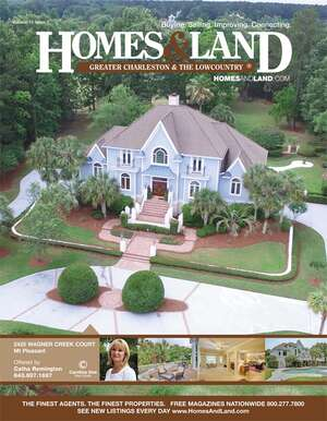 HOMES & LAND Magazine Cover. Vol. 15, Issue 01, Page 20.