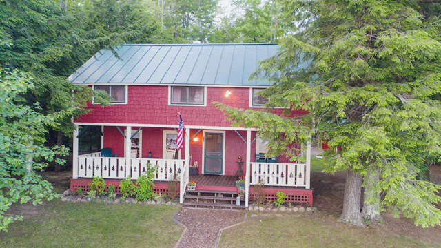 Single Family for Sale at 156 7th Lake Road Inlet, New York 13360 United States