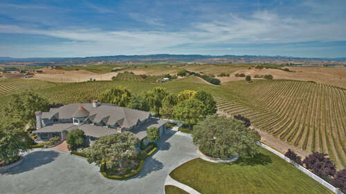 Single Family for Sale at 8283 Cross Canyons Road Paso Robles, California 93446 United States