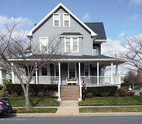 Single Family for Sale at 202 Sylvania Avenue Avon By The Sea, New Jersey 07717 United States