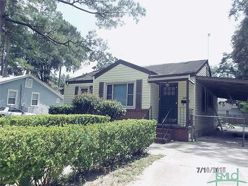 Real Estate for Sale, ListingId:48629402, location: 2205 E 59th Street Savannah 31404