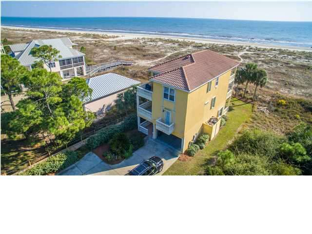 Single Family for Sale at 106 East Seascape Dr , Cape San Blas, Florida 32456 United States