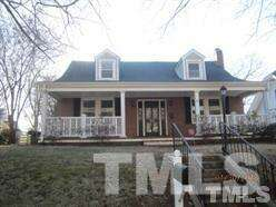Single Family Home for Sale, ListingId:50390324, location: 412 COGGESHALL Street Oxford 27565