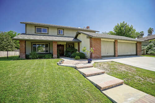 Single Family for Sale at 5384 Cornwall Avenue Riverside, California 92506 United States