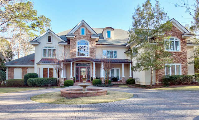 Single Family for Sale at 2147 Golden Eagle Drive W. Tallahassee, Florida 32312 United States