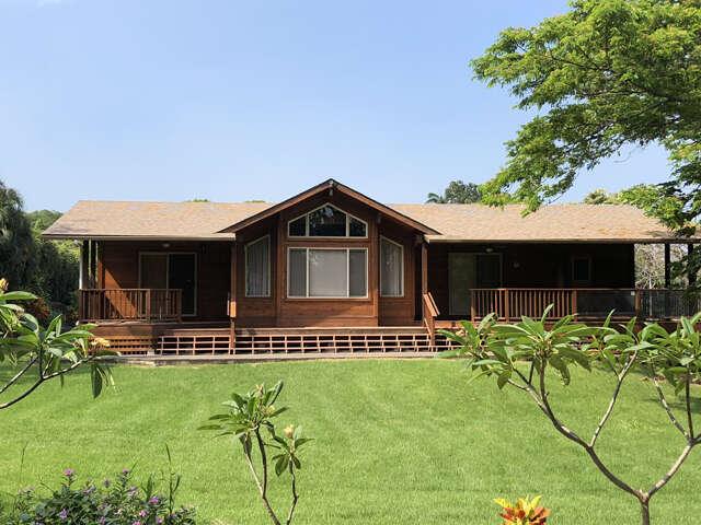 Single Family for Sale at 95-1175 Alahaki Rd Naalehu, Hawaii 96772 United States