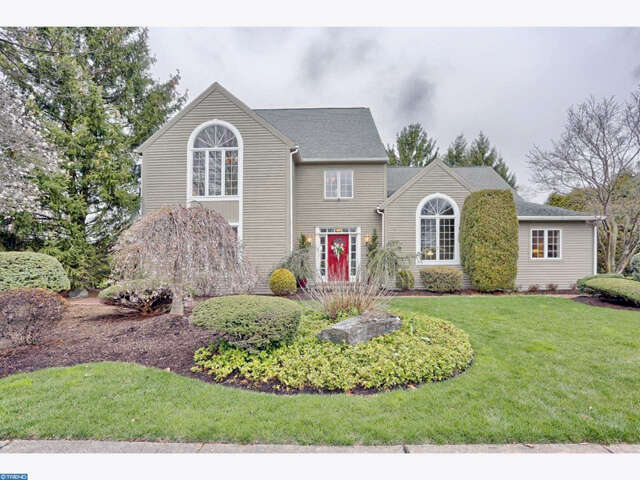 Single Family for Sale at 2009 Regency Drive Wyomissing, Pennsylvania 19610 United States