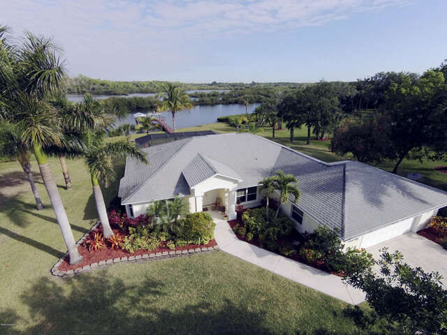 Single Family for Sale at 12429 Roseland Road Sebastian, Florida 32958 United States
