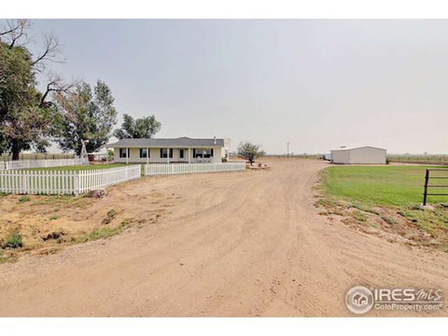 Single Family for Sale at 17746 County Road 29 Platteville, Colorado 80651 United States
