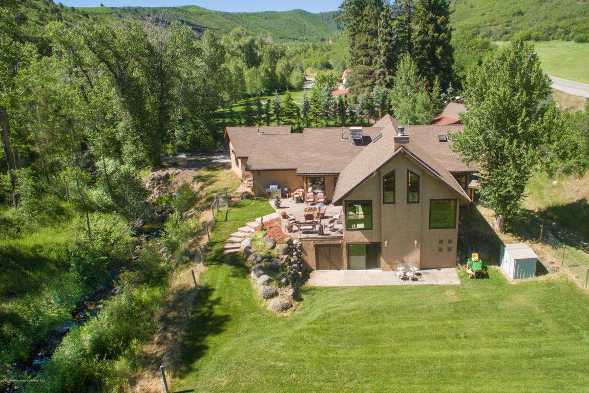 Single Family for Sale at 8040 County Road 117 Glenwood Springs, Colorado 81601 United States