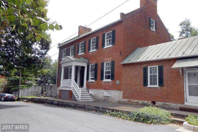 Single Family for Sale at 104 West New Street Shepherdstown, West Virginia 25443 United States
