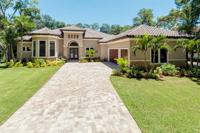 Single Family for Sale at 60 Hill Top Lane Rockledge, Florida 32955 United States
